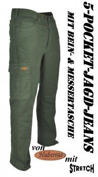 10151965-300- 5pocket - Jagd - Jeans für Freizeit, Jagd & Beruf