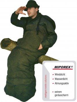 299815- Ansitzsack Micro Miporex  Faserpelz HUBERTUS Wetterfest