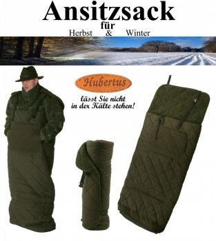299800- Ansitzsack gefüttert gegen Winterkälte