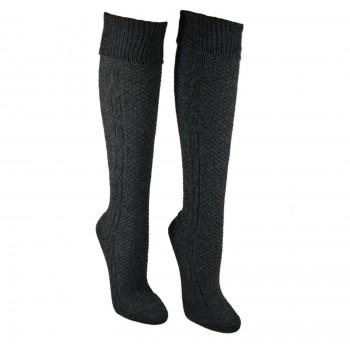 6684-anthrazit- Kniebundhosen-Strümpfe zum Wandern für die ganze Familie
