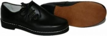 Haferlschuhe Seitenschnürung Trachtenschuh Schuhe 38,5